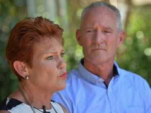 Pauline Hanson with Steve Dickson: We're going to give them hell