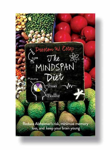 The Mindspan Diet by Preston W Estep.