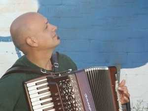 Accordionist and guitarist Salvatore Rossano presents a 50-minute concert of folk music from southern Italy. Tickets include a Sicilian-inspired afternoon tea.