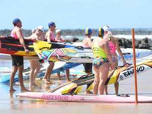 Surf Rescue Comp Nielson Beach