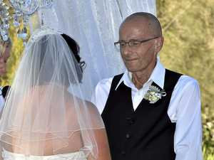 Terminally ill man gets chance to marry love of life