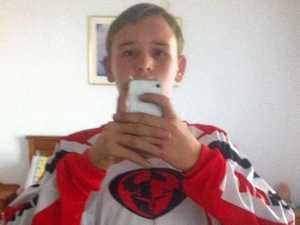 Beachmere boy Jayke Dick, 16, died after crashing a motorbike into a tree beside a dirt track near his home.