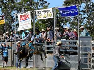 Alstonville Rodeo 14-01-2017