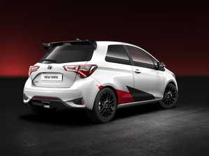 YARIS HOT HATCH: Our love of performance offerings will hopefully convince Toyota Australia we'd love a Yaris hot hatch