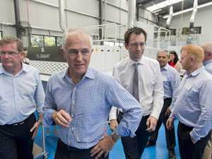 Turnbull's Toowoomba tour a bright spot in tough week