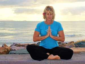 CONNECT: Yeppoon's Evoke Yoga teacher Shelly McArdle.