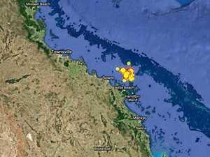 'Moderate' earthquake off coast and more to come
