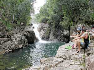 Mackay's best, secret freshwater swimming holes