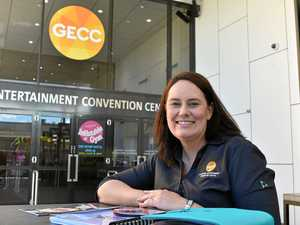 CHANGES: Gladstone Entertainment Convention Centre general manager Carly Quinn is ready for a huge year ahead. There are plenty of big events.