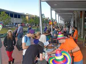 Sunshine Coast Uni marks big jump in students