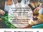 QCWA  Country Kitchens Hands On Nutrition Workshop