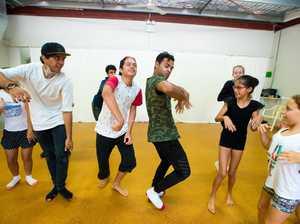 JRDS dance workhsop