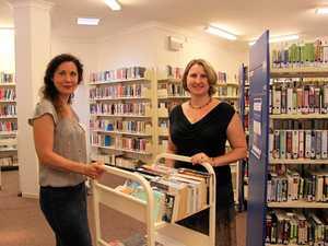 Tweed Heads Library opens temporary doors