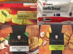 Is Australia about to face a garlic bread shortage?