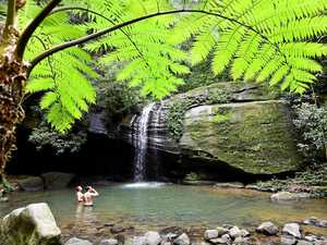 Sunshine Coast's best, secret freshwater swimming holes