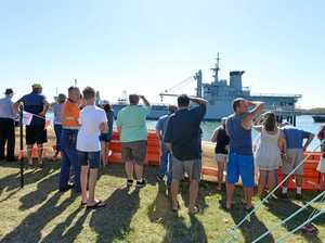Group pushing for public access before Tobruk is sunk