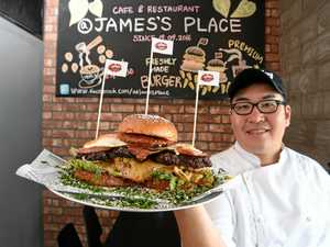 Is this Bundy's biggest burger?