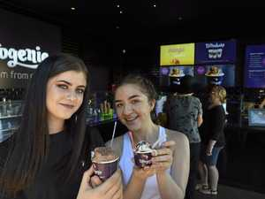 500 free ice-creams! Genie grants dreamy wishes