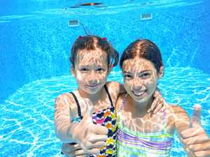 Pools are great for families but safety must always be considered