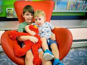Come and celebrate Elmo's third birthday