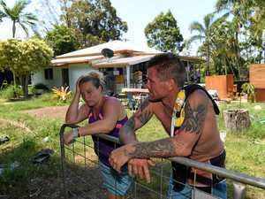 Amanda Rehbein and Greg Snell were left devastated after they say tenants left rubbish strewn through their home and property.
