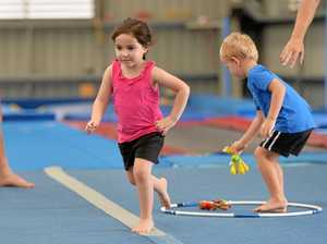 Mackay Gymnastics Fun Day