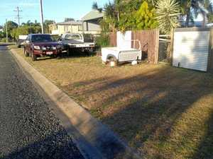 PHOTOS: 'Bad' parking exposed in Mackay