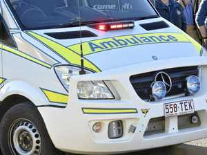 Bucasia man dies after two-vehicle crash