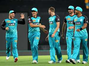 How your team is placed in the Big Bash League