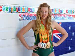 Rio medal winner's Australia Day message