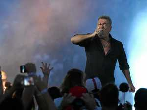 Jimmy Barnes Gladstone show not a sell out