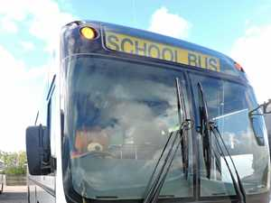 STALLED: A designated school bus service is not in place for a school opening at Bellbird Park.