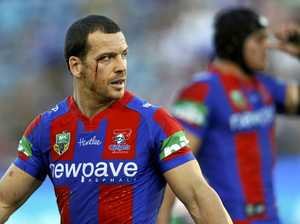 Jarrod Mullen, of the Knights, is facing a four-year ban.