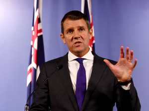 An emotional Mike Baird: 'There was great personal cost'