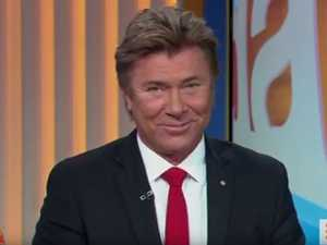 Rickard 'Dickie' Wilkins walks off set over hair comments
