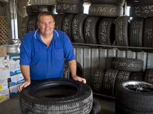 Generous strangers pay for struggling mum's tyres