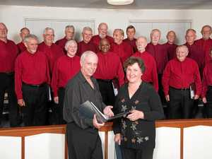 Join the chorus of praise for Buderim Male Choir