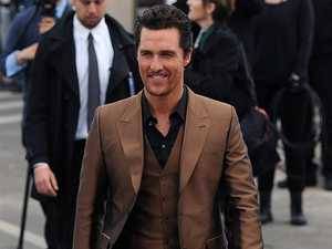 Matthew McConaughey wrongly used as medical example