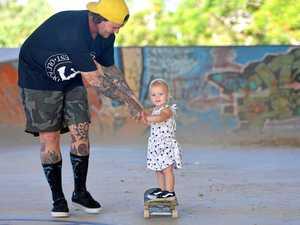 It's a skateboard revolution
