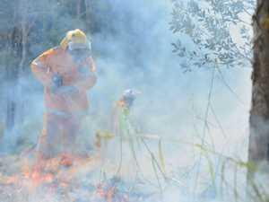 Coolum blaze: Police urge residents to remain vigilant
