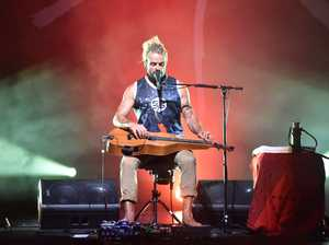 Xavier Rudd at the Brolga