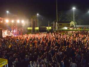 Thousands enjoy Jimmy Barnes live in Gladstone