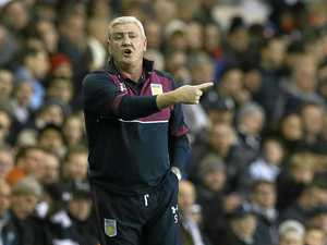 Aston Villa coach like a bull at a gate after excuse