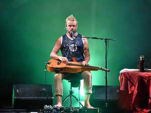 GALLERY: Xavier Rudd stuns sold-out Fraser Coast crowds