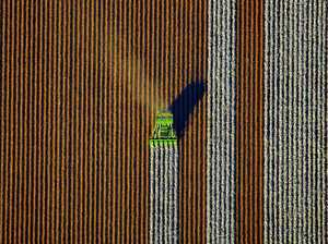 Australian farms: art from the sky