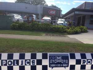Man reports stabbing at Coast shopping centre