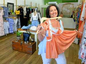 Boutique fashion adds sparkle to Top of Town