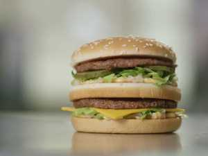 A big 'Big Mac' is going to pop up for Australia Day