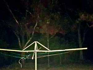 Mysterious light could be UFO sighting in Toowoomba