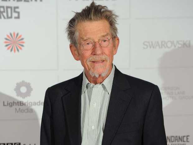 Oscar-nominated actor John Hurt dead at 77
